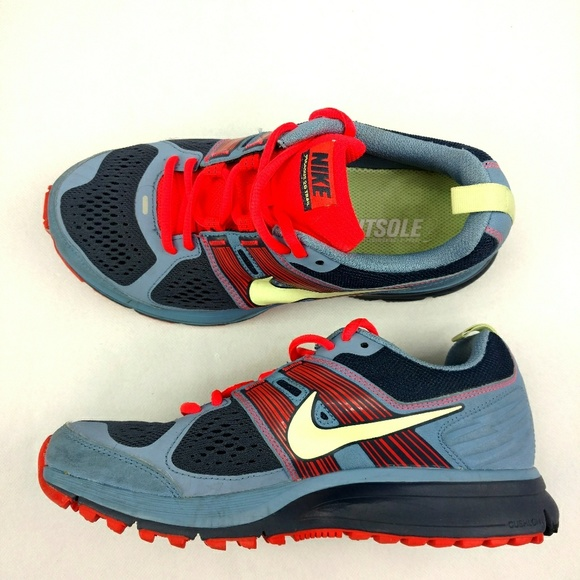 new style ef870 34fe3 Women s Nike Pegasus 29 Trail Running Shoes Sz 6.5.  M 5c113e7bd6dc524a69b9454d